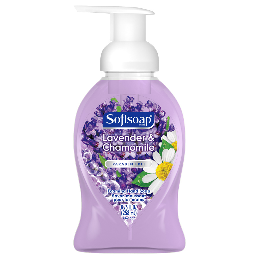 Foaming Hand Soap Lavender & Chamomile 8oz